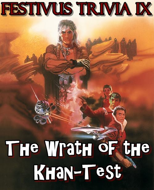 Wrath Of The Khan-Test